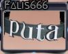 ⓕH♀  Puta