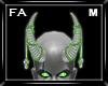 (FA)ChainHornsM Grn4