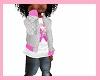 Kids Pink Awareness Fit