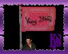 *KS* Young Blood Flag