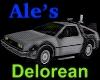 Ale's Delorean