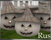 Rus Pumpkin Decor