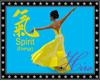 Spirit(Energy)Kanji Gown