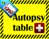 Autopsy table (anim)