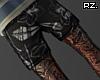 rz. Shorts + Tattoo