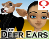 Deer Ears -Female