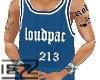 loudpac custom jersey