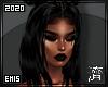 !E! Rhea Wig BLACK