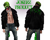 JOKERZ LEATHER JACKET