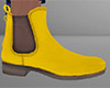 Yellow Chelsea Boots (M)