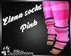 Elena Socks Pink