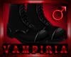 .V. Steel Toe Boots