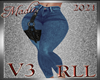 !a Blue Jeans V3 RLL