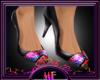 Cici-Cheetah leòr Heels