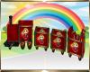 Supergirl Train Cars