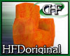 HFD Inflate-a-chair Citr