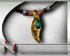 [N] Gold Tear Musc Neck