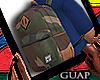 ₲ Camo Backpack