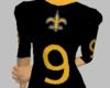 [W]Saints Jersey 9
