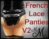 MM~ Lace Undies w/ Belts