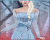Elsa's water dress