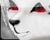 u; Albino leg fur
