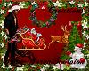 Christmas Santas Sleigh
