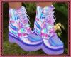 Galaxy Holo Boots