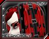 Cyb3rlox: Red M & F