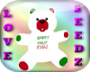 Baby 1st Xmas Teddy Bear