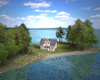 Maine Island Cottage