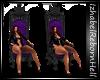 Queen chair Izhabel