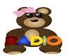 John Deere Nursery Radio