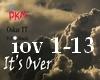 DJ PKM - It's Over