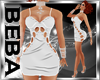 XXL White Dress