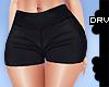 ! M - Black Shorts