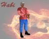 HB Big Avatar red