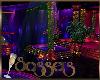 club animated floor ligh