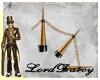 [LD]Bronze Leg Spikes F