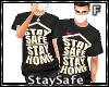 Stay Safe Stay Home - F