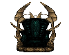 A Dragoness Throne