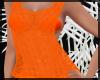 Orange Summer Top