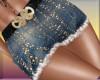 Kira^Jeans Skirt RL