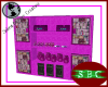 Pink Medical Cabinet