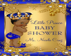 Lil Prince Baby Shower