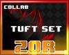 Wrathic | Tuft Set