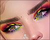 |< PRIDE! Hyra Makeup!