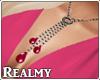 [R] Kiara Necklace-Pink
