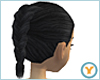 French Braid: Black