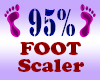 Resizer 95% Foot